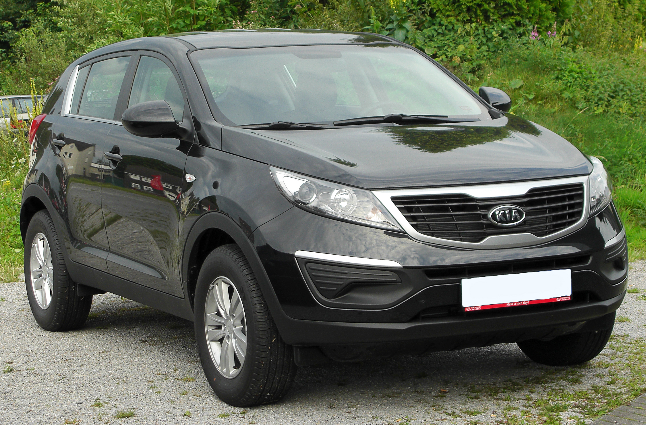 Kia sportage photo - 3