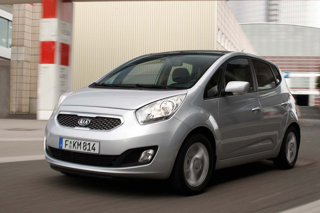 Kia venga photo - 1