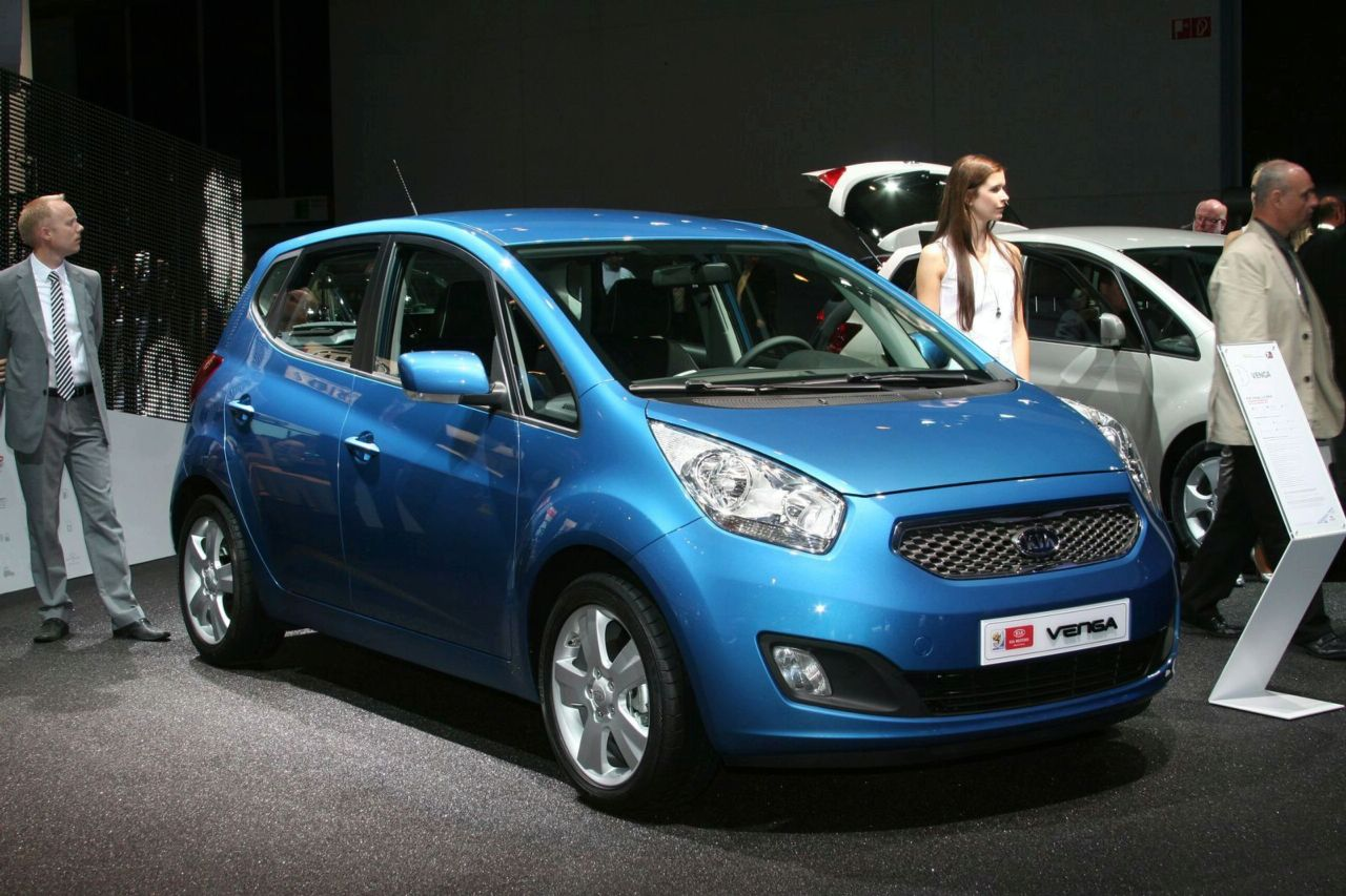 Kia venga photo - 2