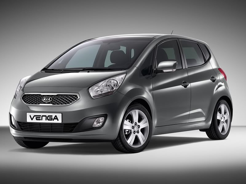 Kia venga photo - 3