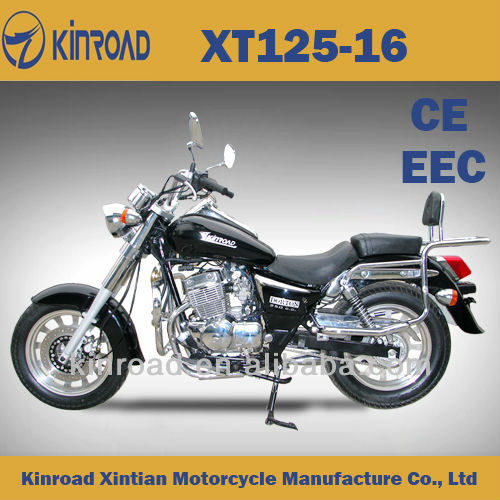 Kinroad xt125-16 photo - 4