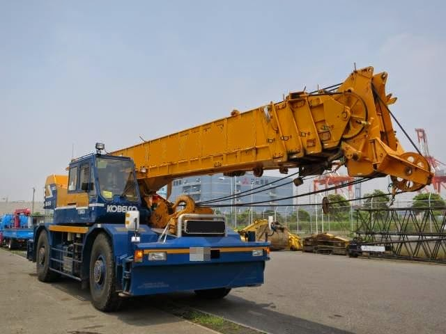 Kobelco rk-450 photo - 3