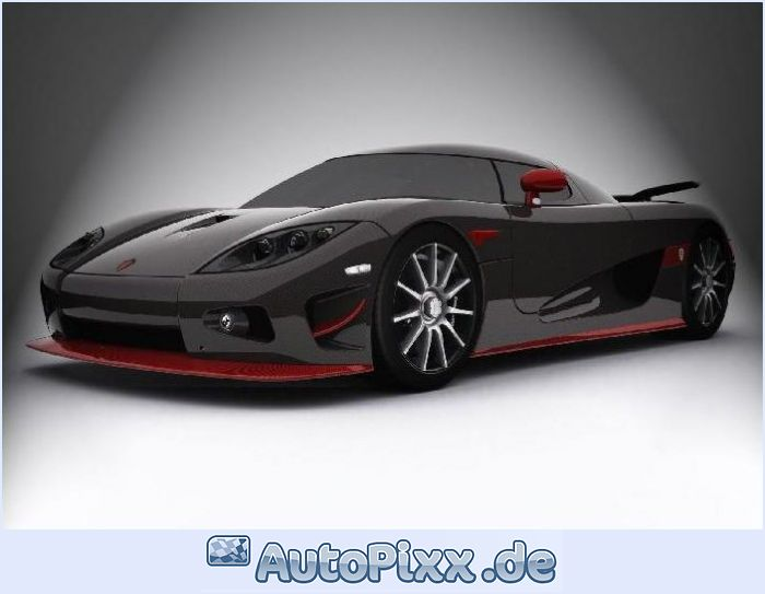 Koenigsegg cc photo - 1