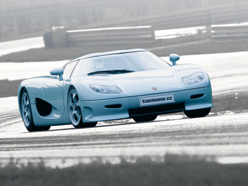 Koenigsegg cc photo - 4