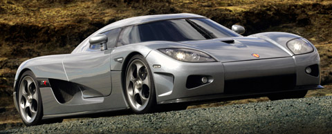 Koenigsegg ccr photo - 4