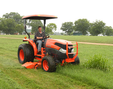 Kubota l-series photo - 1