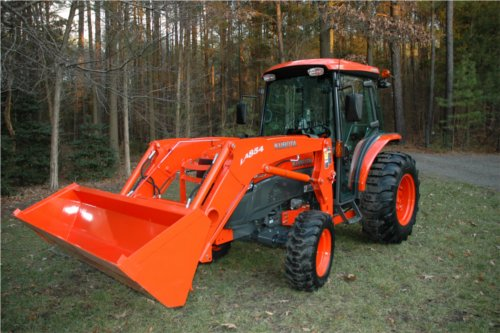 Kubota l-series photo - 2