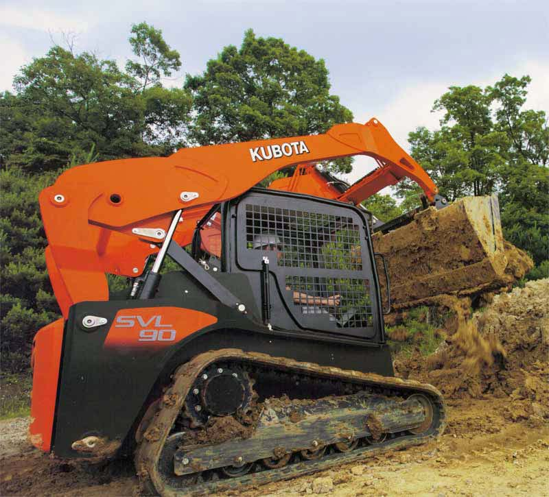 Kubota m-series photo - 1