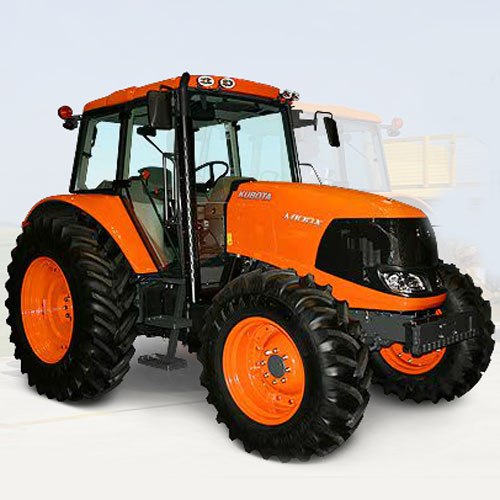 Kubota m-series photo - 2