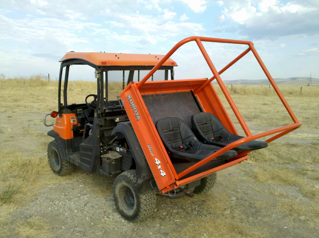Kubota rtv photo - 1