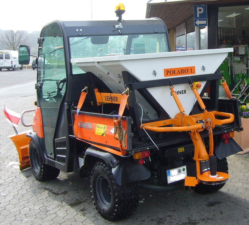 Kubota rtv photo - 4