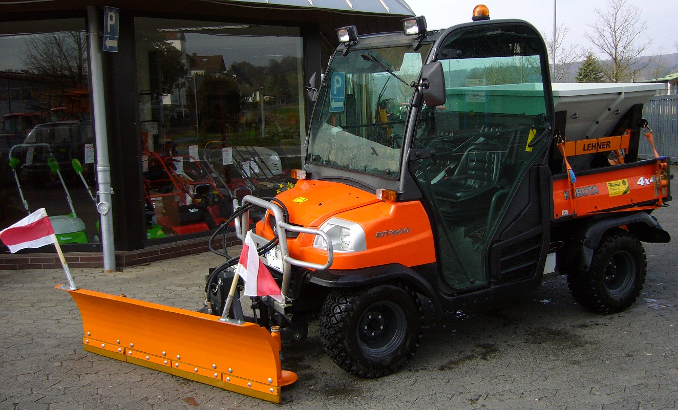 Kubota rtv-900 photo - 1