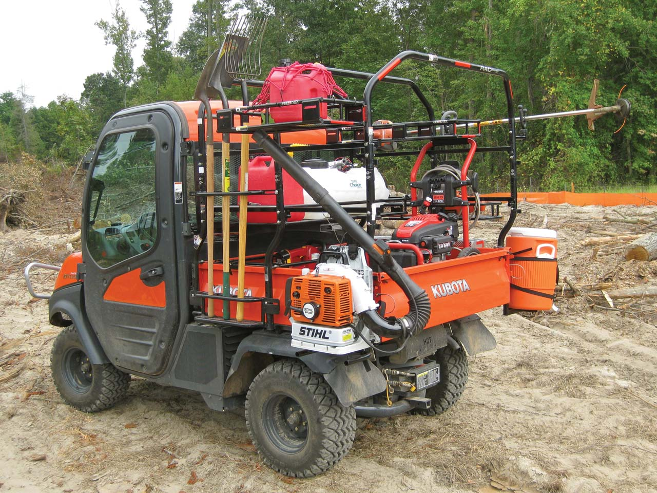 Kubota rtv-900 photo - 2
