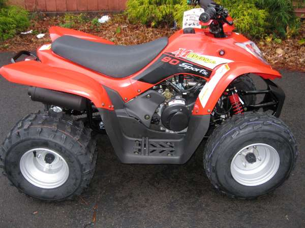 Kymco mongoose photo - 2