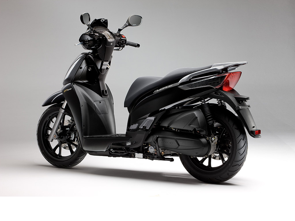 Kymco people photo - 1
