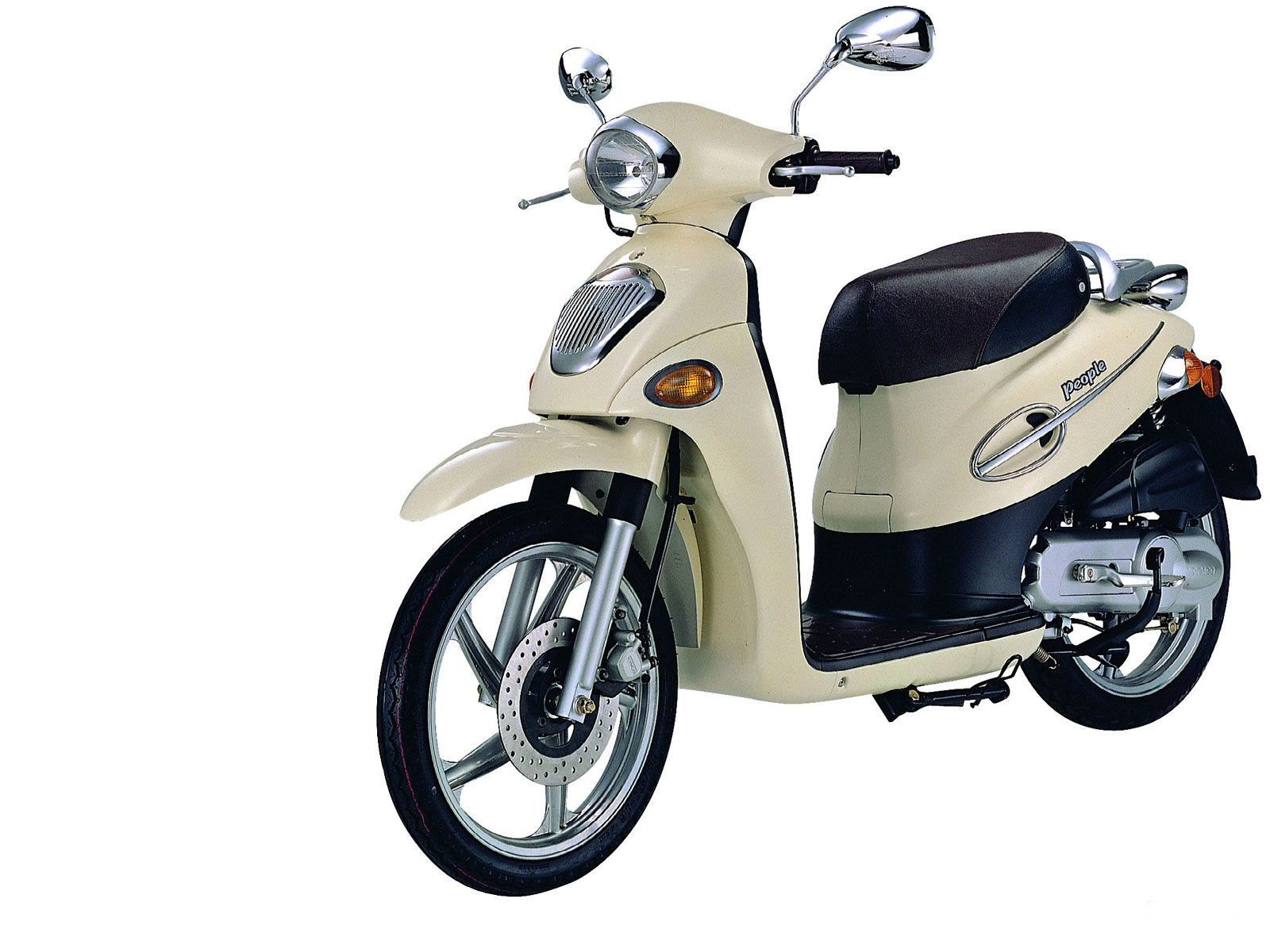 Kymco people photo - 2