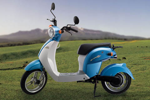 Kymco sunboy photo - 1