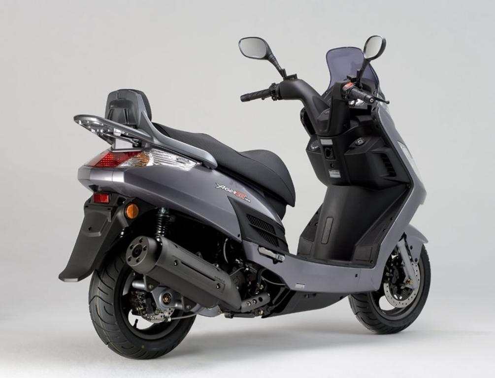 Kymco yager photo - 1