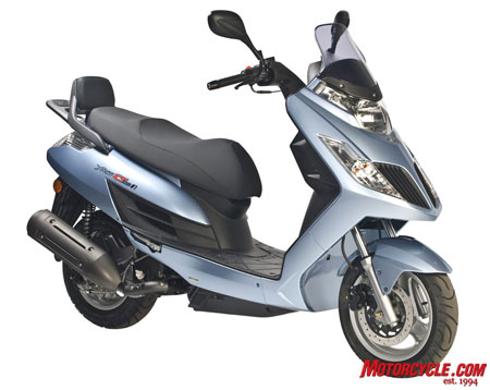 Kymco yager photo - 3