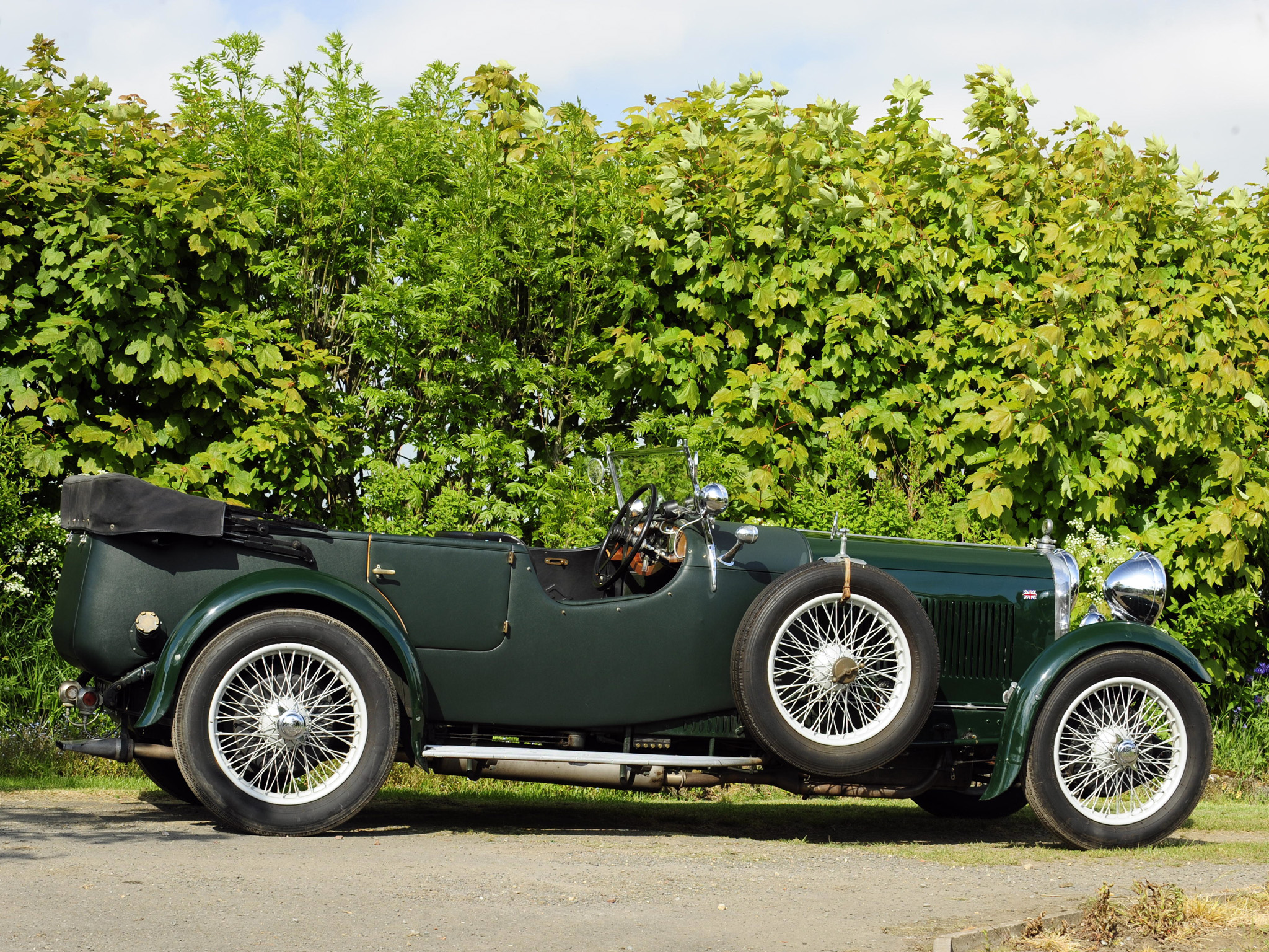 Lagonda 3-litre photo - 3