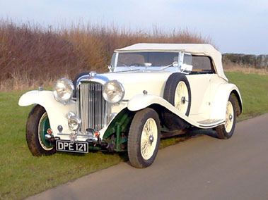 Lagonda lg photo - 2