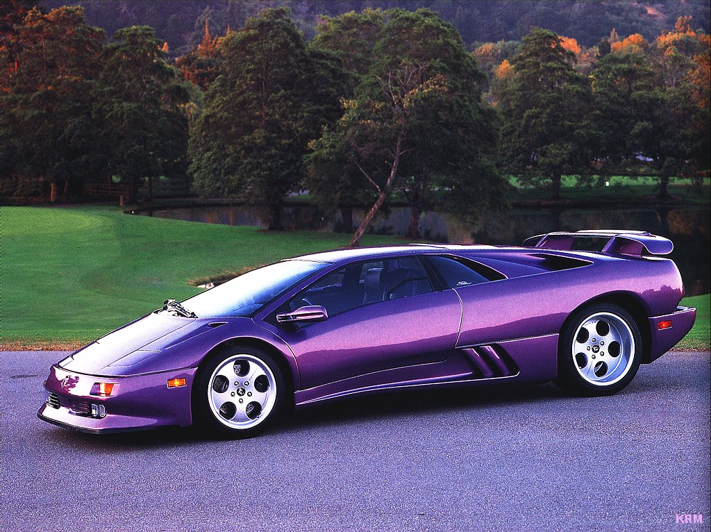 Lamborghini diablo photo - 1