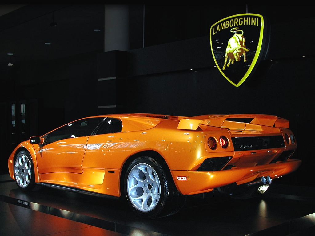 Lamborghini diablo photo - 4