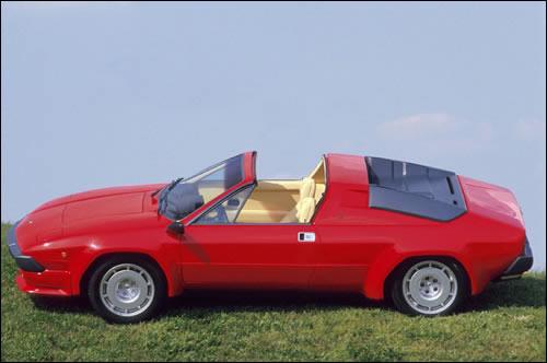 Lamborghini jalpa photo - 3