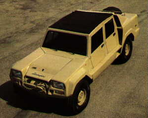 Lamborghini lm-001 photo - 3