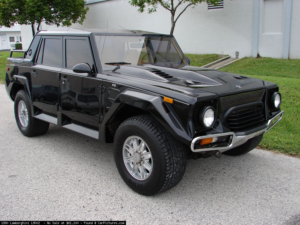Lamborghini lm-004 photo - 3