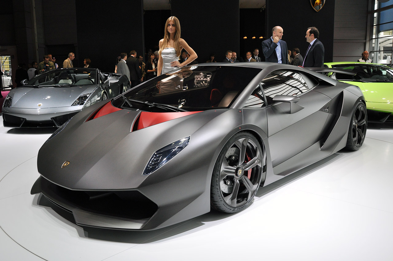 Lamborghini sesto photo - 4