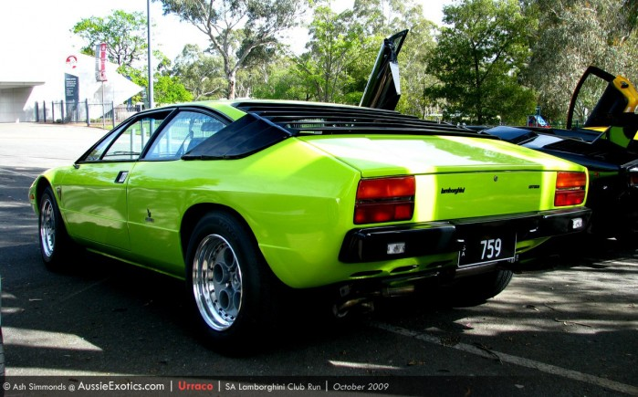 Lamborghini urraco photo - 2