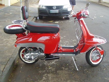 Lambretta ms photo - 2