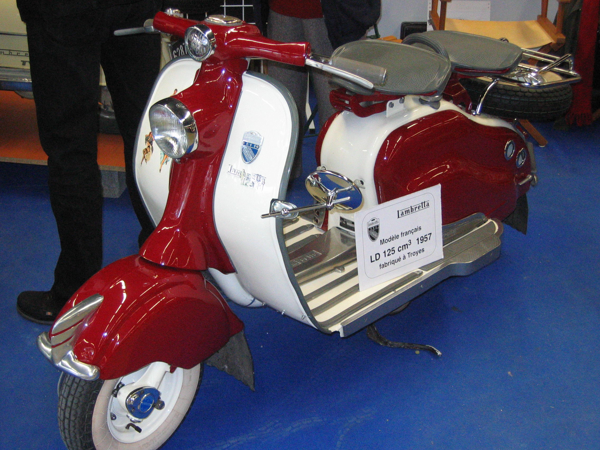 Lambretta pato photo - 1