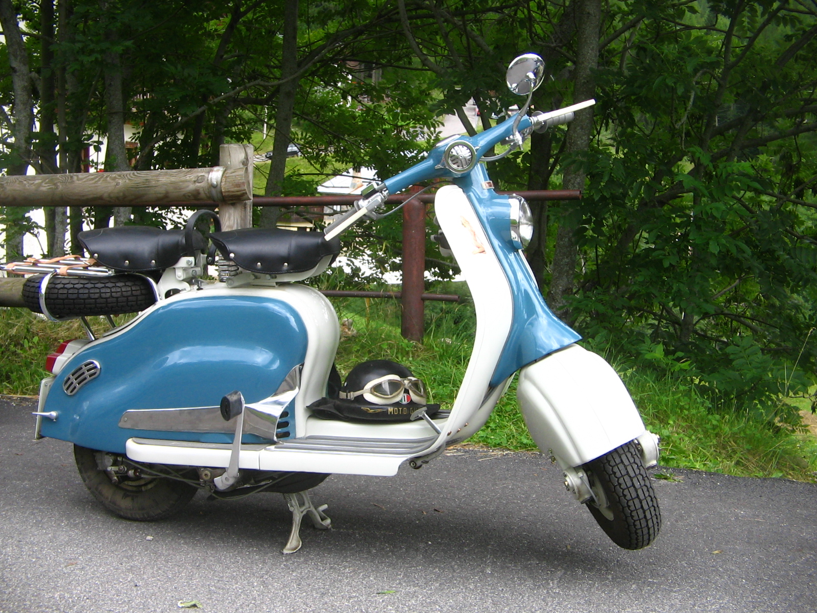 Lambretta serveta photo - 4