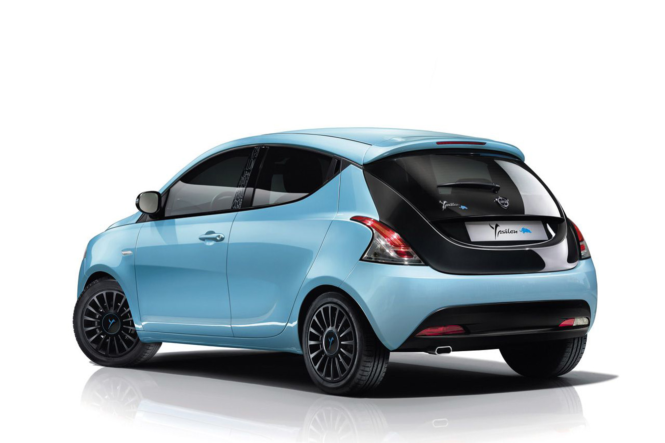 Lancia ypsilon photo - 4