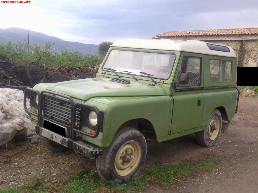 Land rover 88 photo - 1