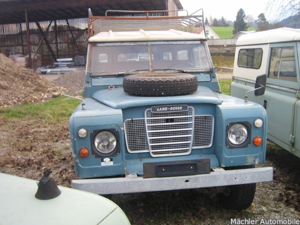Land rover 88 photo - 4