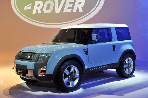 Land rover concept photo - 3