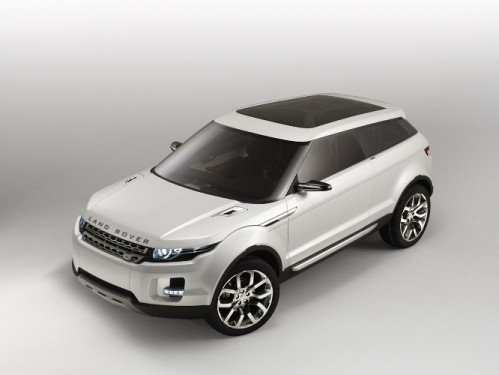 Land rover concept photo - 4