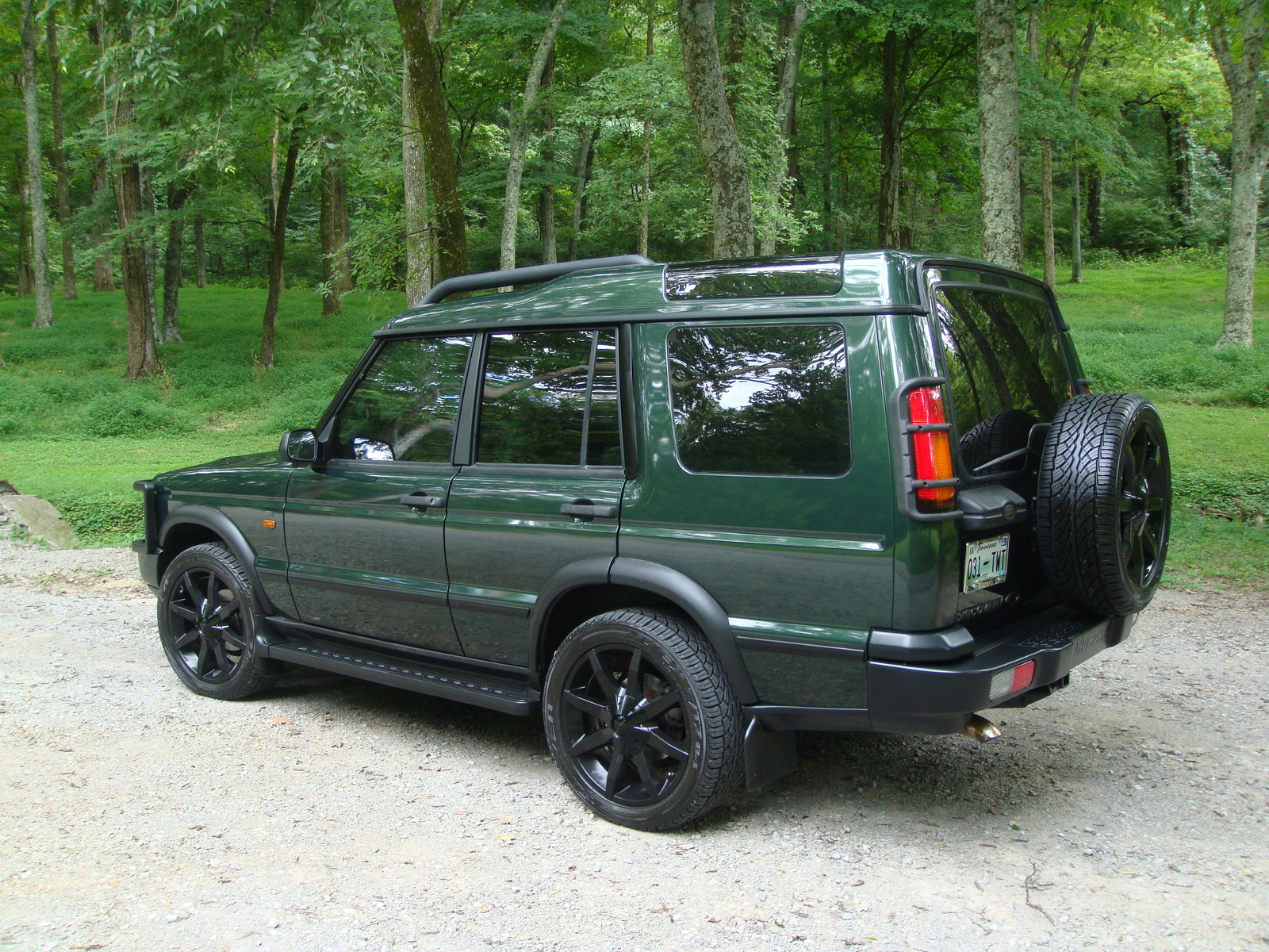 Land rover discovery photo - 2