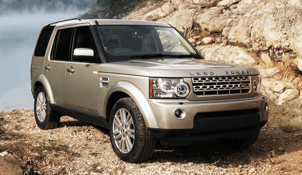 Land-rover discovery photo - 3