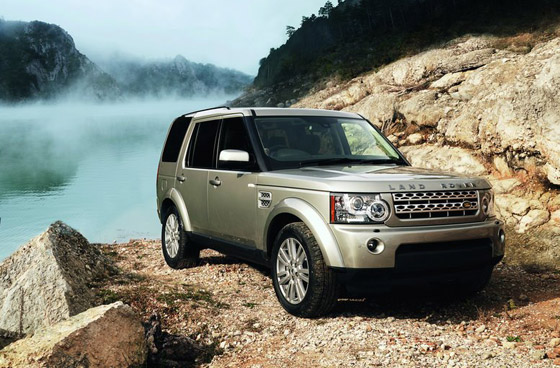 Land-rover discovery photo - 4