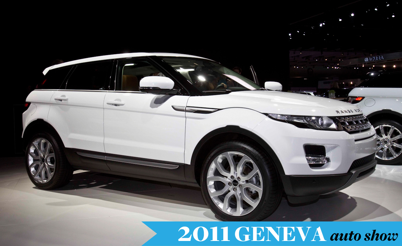 Land-rover evoque photo - 1