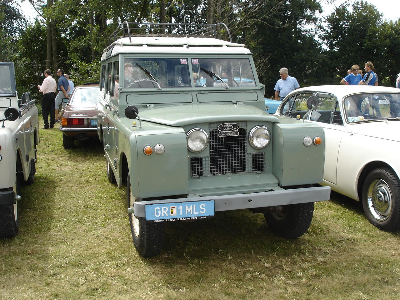 Land rover free photo - 1