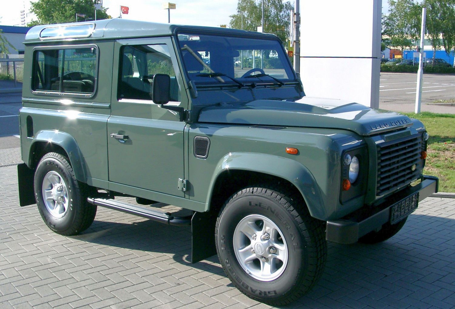 Land rover free photo - 2