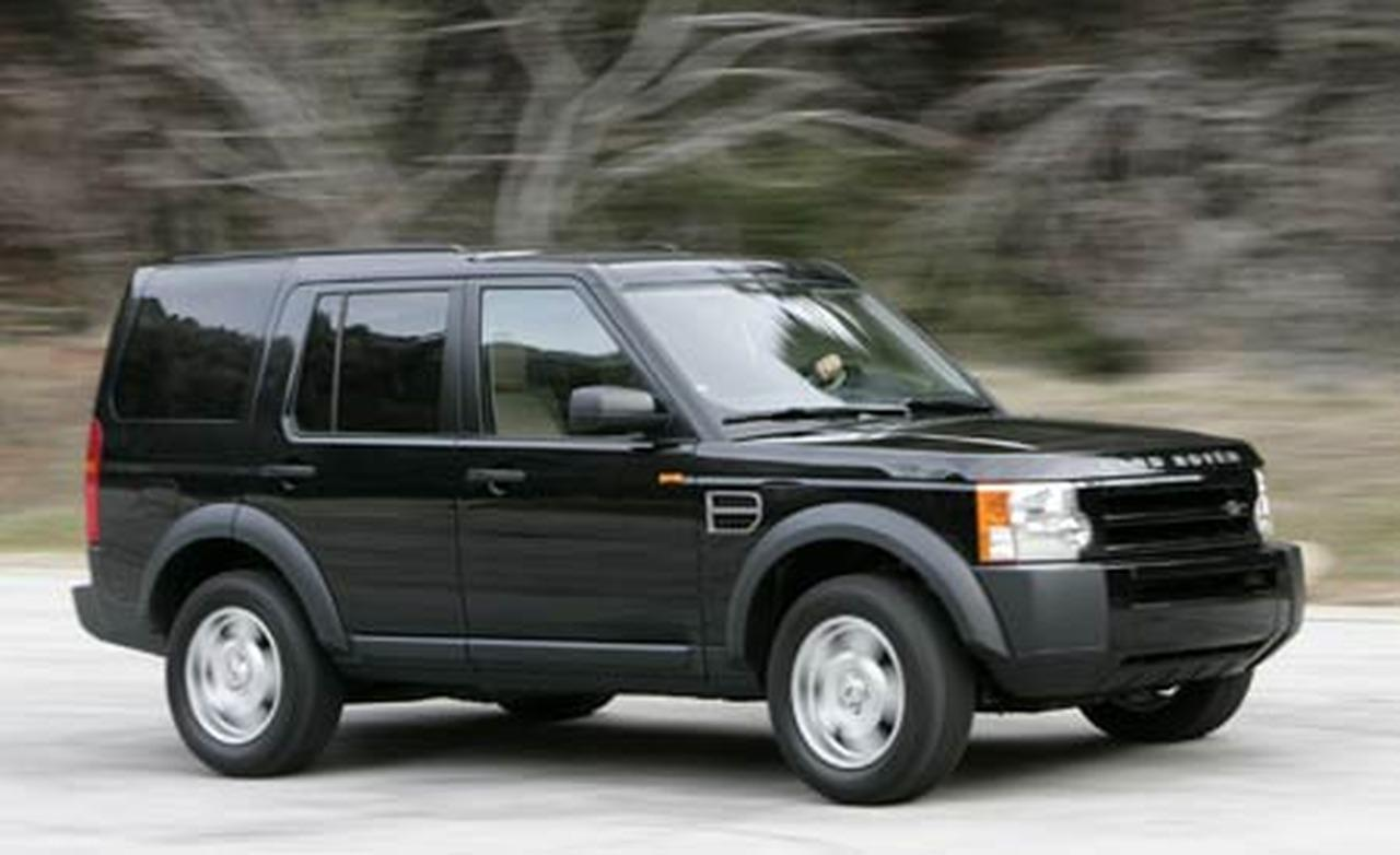 Land-rover lr3 photo - 2