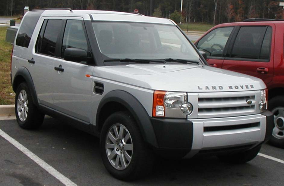 Land-rover lr3 photo - 3