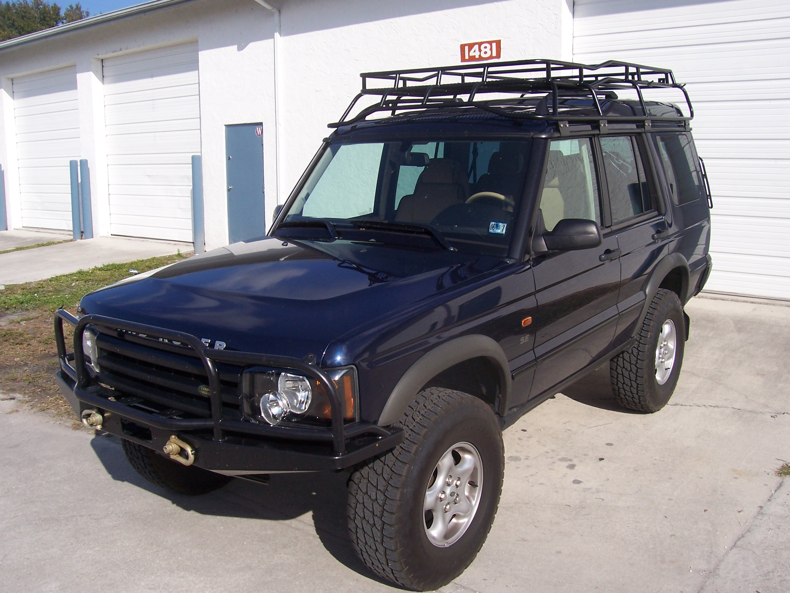 Land-rover lr3 photo - 4