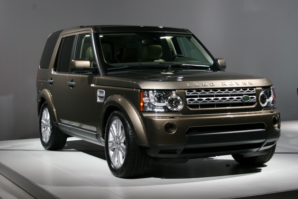 Land rover lr4 photo - 1